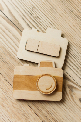Set No.06 - USB Stick + Holzbox -