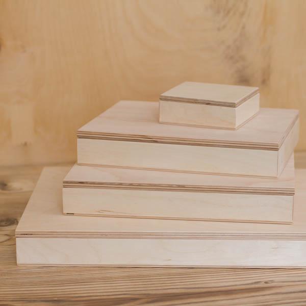 kreativladen holzwurm holzbox f r bilder. Black Bedroom Furniture Sets. Home Design Ideas